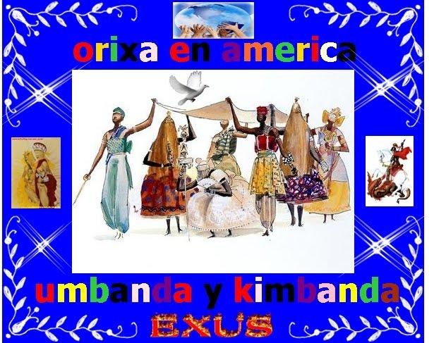 ORIXA EN AMERICA