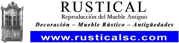 RUSTICAL - Reproducción del Mueble Antiguo