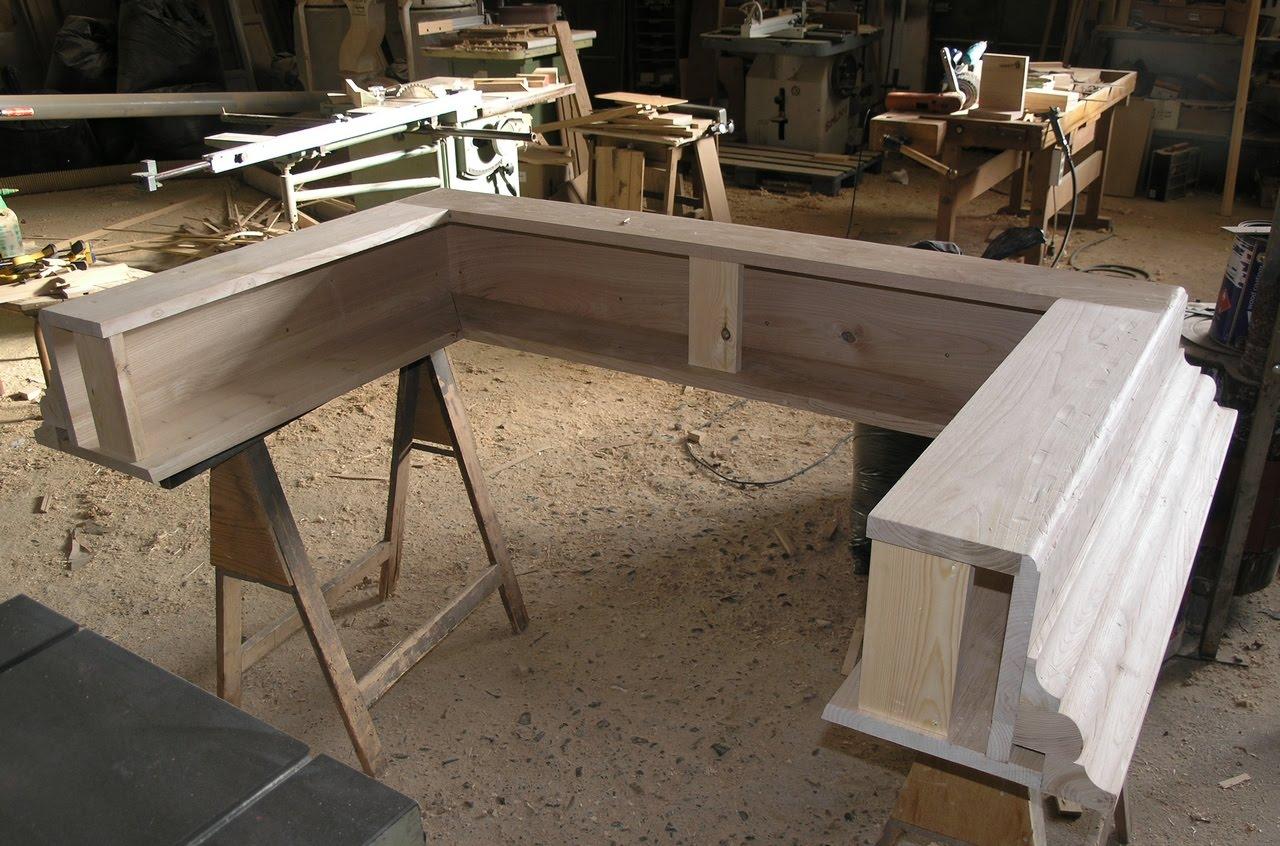Rustical reproducci n del mueble antiguo revestimiento for Molduras para chimeneas