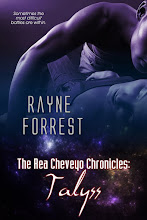 The Rea Cheveyo Chronicles: Talyss (book two of the trilogy)