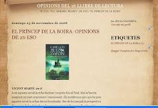 OPINIONS DE LLIBRES LLEGITS