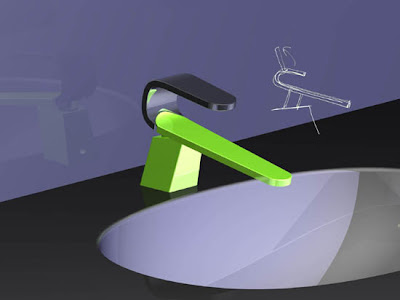 Kawa Sexy Bathroom Furniture By Karim Rashid Mathwatson - Kawa-sexy-bathroom-furniture-by-karim-rashid