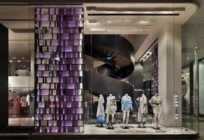 Fashion Retail on Trendoffice  Fashion And Interior Design  Milan   S New Max Mara Store