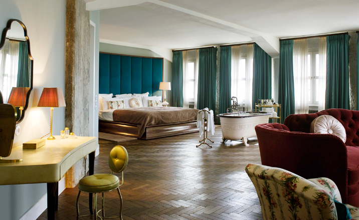 Trendoffice interior design ideas from best hotels for Soho interior design ideas
