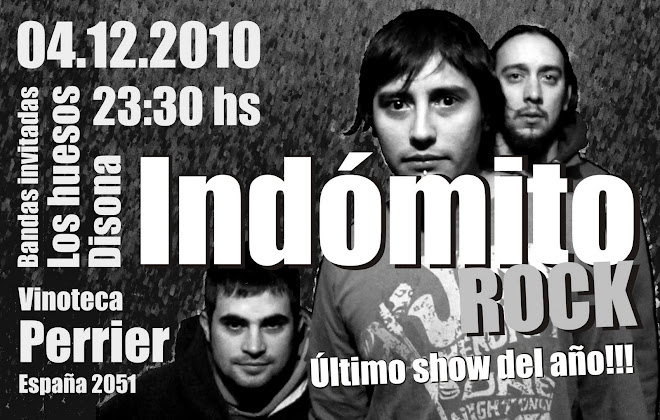 INDOMITO ROCK MAR DEL PLATA