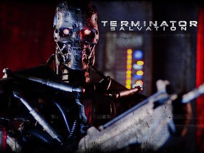 terminator 2 wallpaper. hair Terminator Salvation