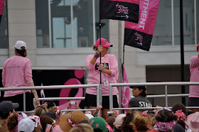 Survivor Circle--3Day for the Cure 2010