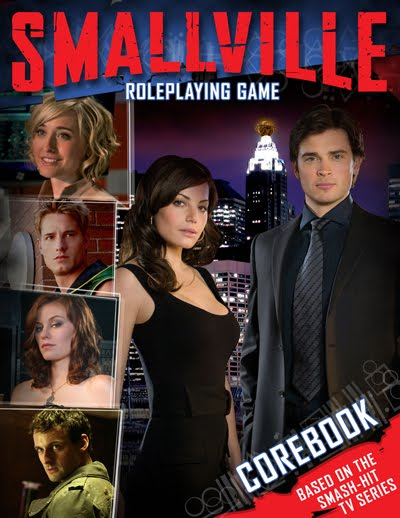 Smallville RPG Cover Image