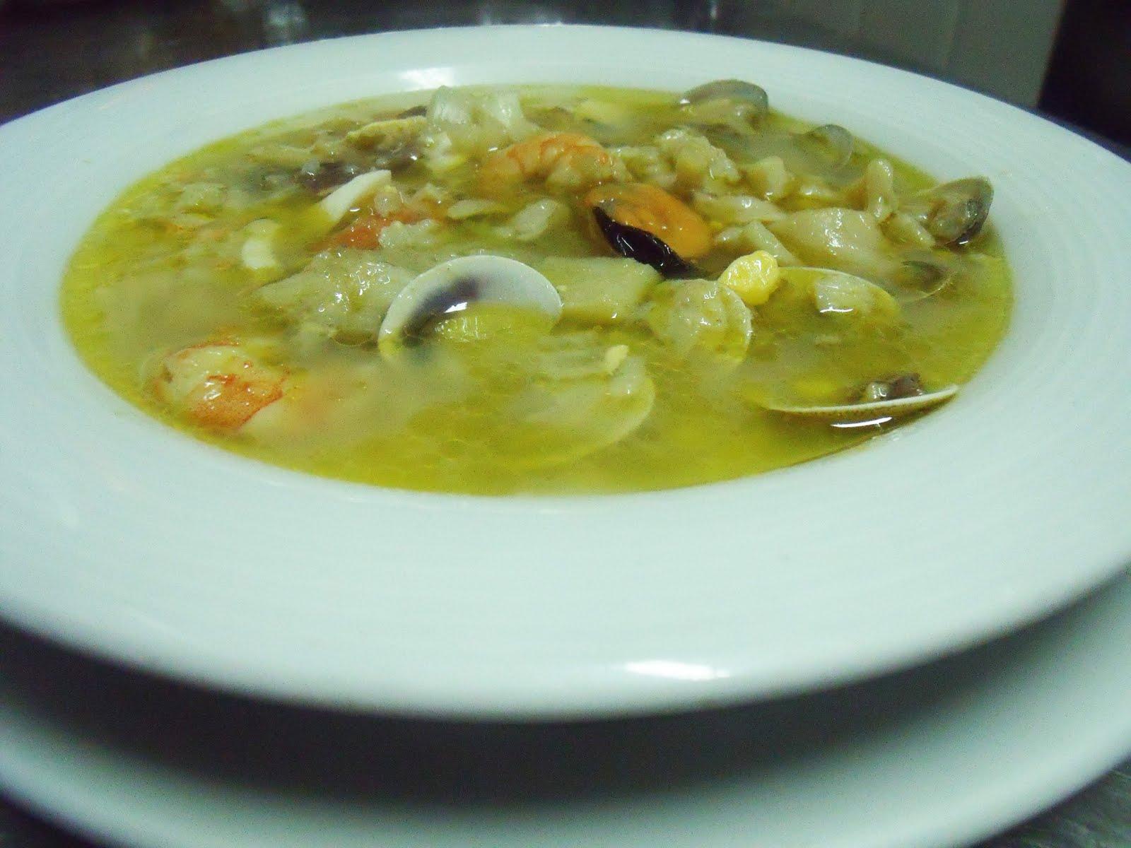 Encinas menu sopa al cuarto de hora for Cuanto es un cuarto de hora