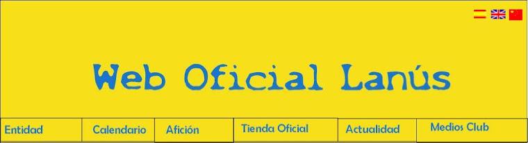 Web Oficial Lanús