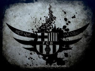 barcelona fc logo vector. arcelona fc logo 2010.