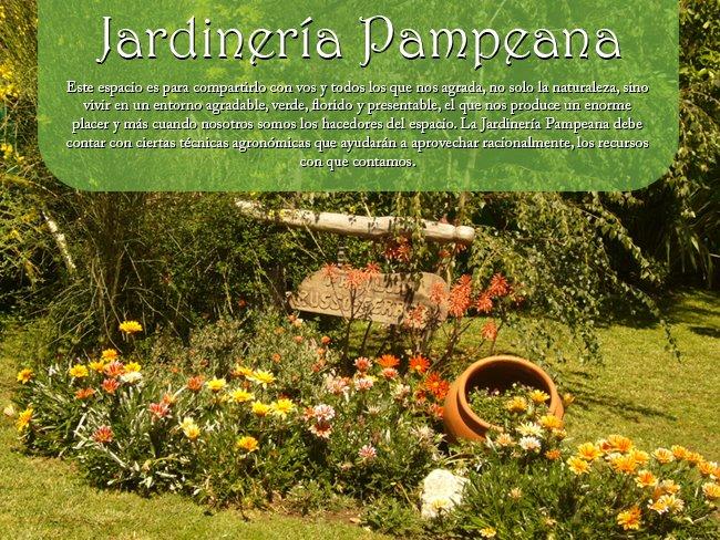 Jardinería Pampeana