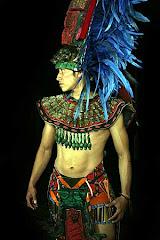 Vestuario maya