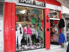 eshop SPORT-BILLY