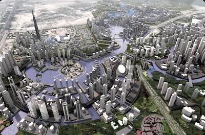 Проект Бурдж Халифа