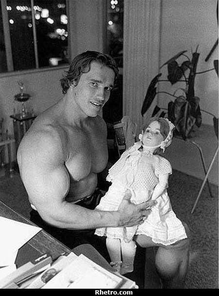 cosas curiosas  Arnold-dolly