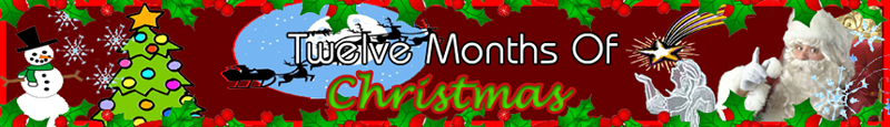 Twelve Months of Christmas