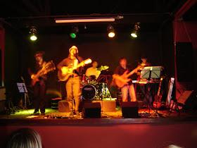 Show com a Banda Vedanta