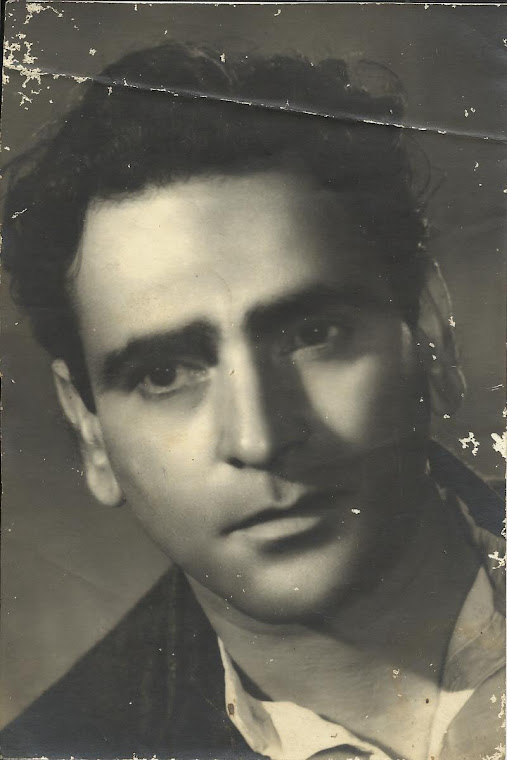 Picture of Mr. Prithviraj Kapoor that he treasured....