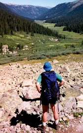 Backpacking Colorado's Weminuche Wilderness