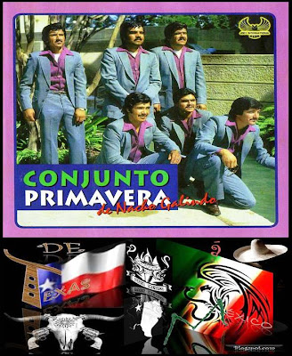 CONJUNTO+PRIMAVERA+DE+NACHO+GALINDO Conjunto Primavera Discografia