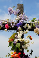 Flowers Round The Cross