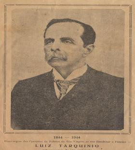 Luís Tarquínio, pioneiro da mais-valia relativa