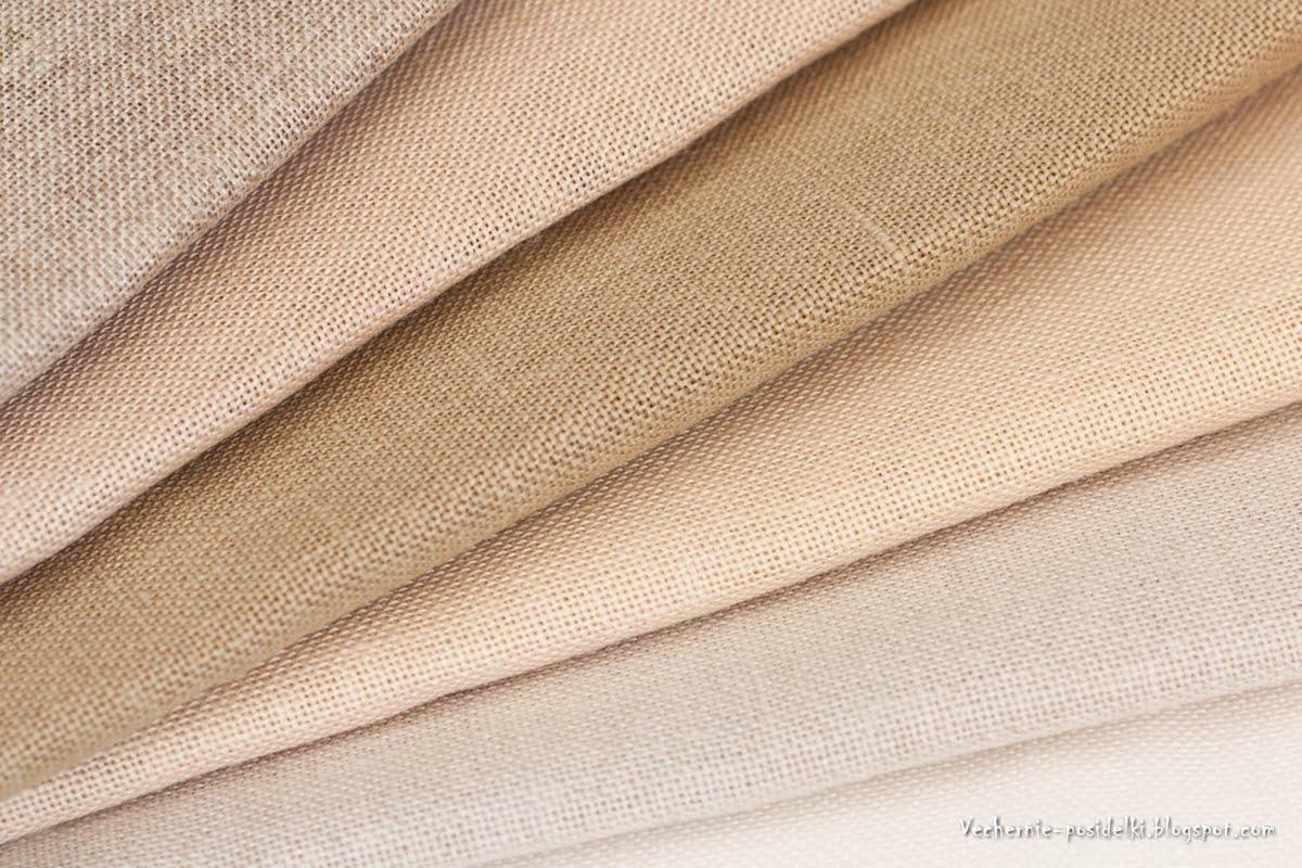 Куплю льняную ткань для вышивки