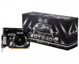 XFXFORCE GEFORCE GT 240 DDR5 1GB