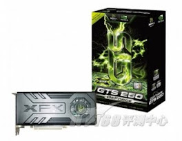XFXFORCE GTS 250 GDDR3 1GB