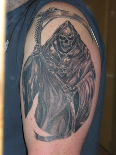 Death Dealer Tattoo