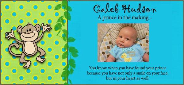 Caleb Hudson