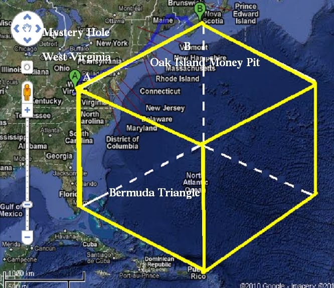 latest research about bermuda triangle Bizarre siberian craters 'may solve the mystery of the bermuda triangle': detailed research at to instagram to share the photo from his latest show.