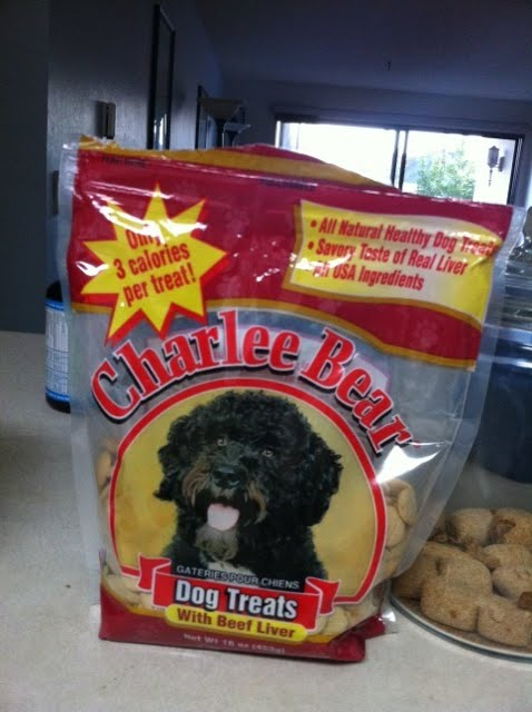 Dog Treats Off Brand