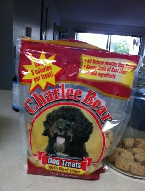 Charlee Bear Dog Treats Review