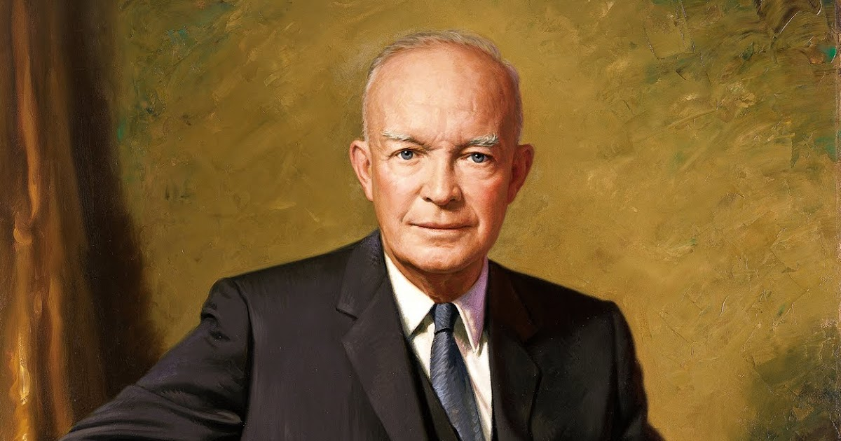 eisenhower gave korean armistice speech to end war President eisenhower the us had used the threat of nuclear weapons to end the korean war if the armistice text of the korean war armistice agreement.