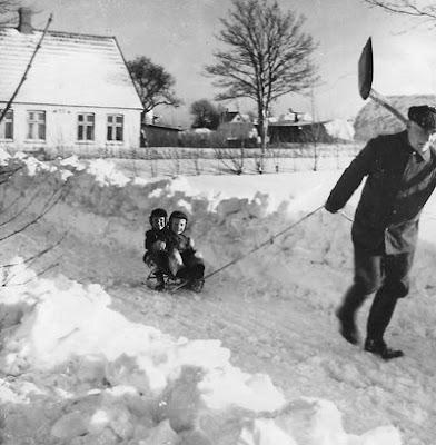 Herlige tider for børn i Lilledal 1956