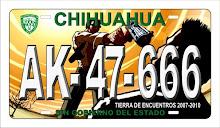 Chihuahua, tierra de encuentro....