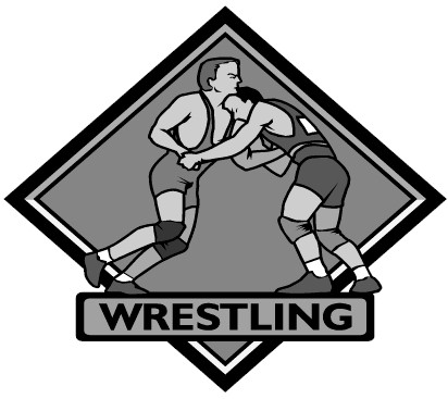 Wrestling Clip Art 082710» Vector Clip Art - Free Clipart Images