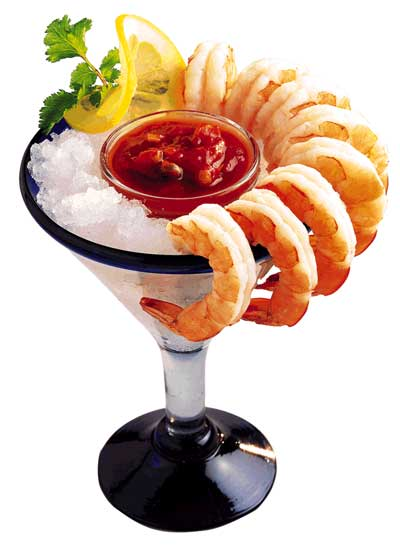 Shrimp Cocktail» Vector Clip Art - Free Clip Art Images