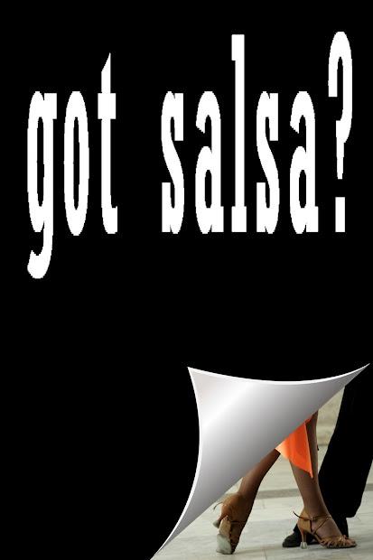 salsa dance classes 121810 vector