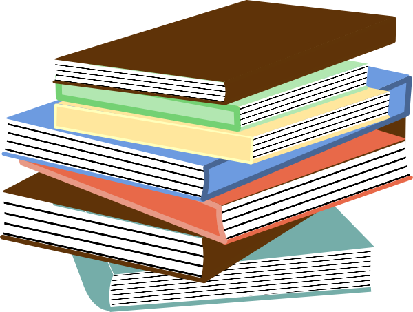 Clip Art Images Of Books. free clip art books reading.