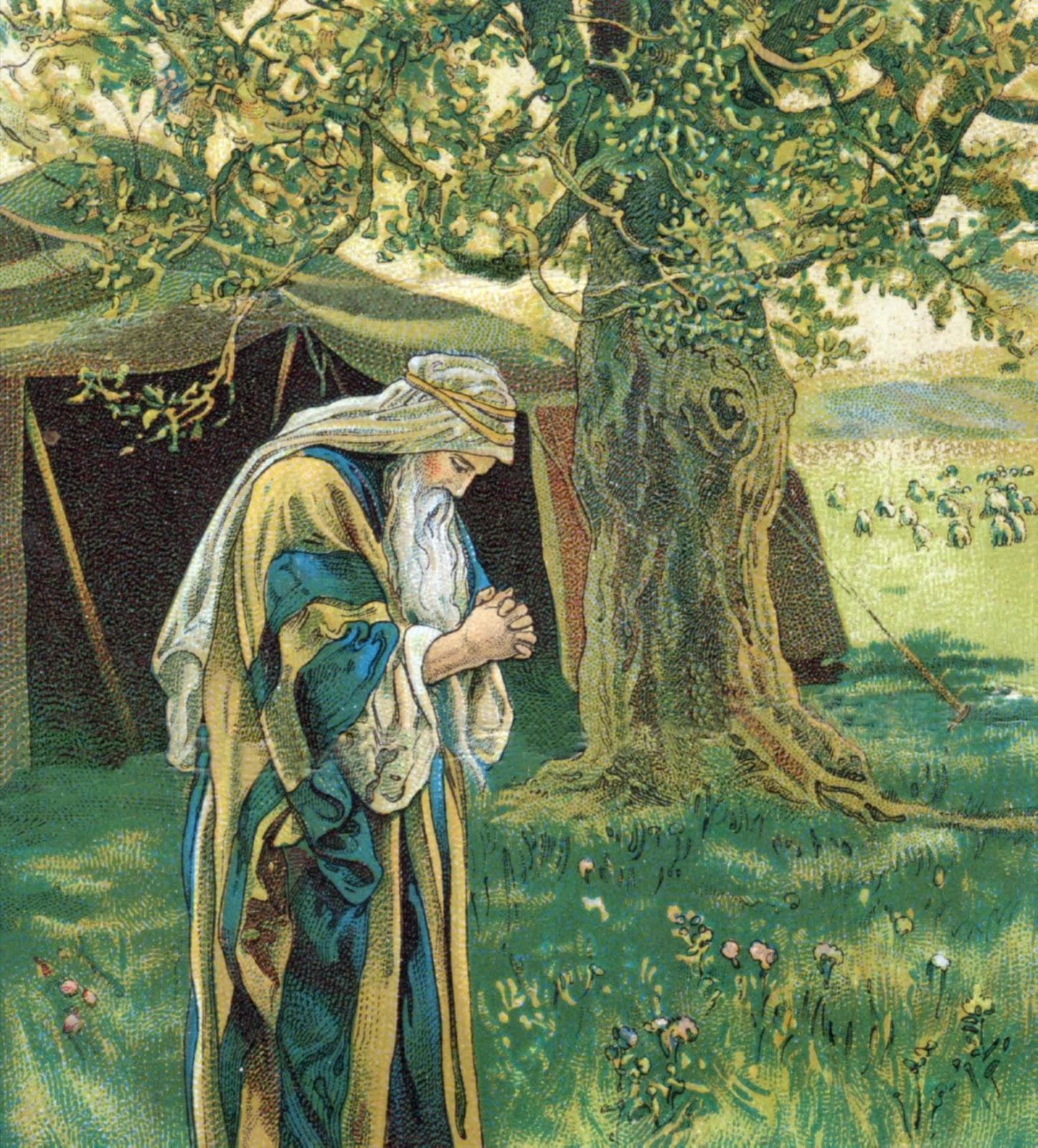 Bible Stories Abraham 020911 | - 578.5KB