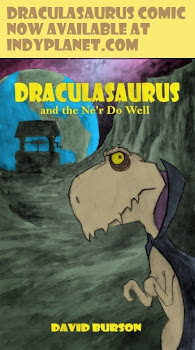Draculasaurus Comic #1