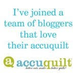 Bloggers that love their Accuquilt