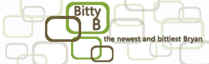 Bitty B - The Newest & Bittiest Bryan