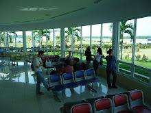 Aérodrome à Santo Domingo