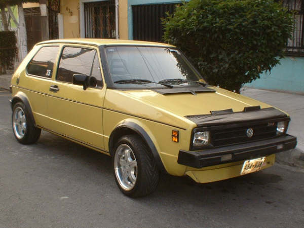 Club VW caribe-Club Mk1