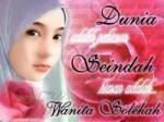 ::..Dunia Seindah Wanita Solehah..::