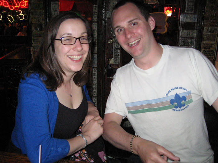Andy & Janine In Rum Boogie Bar (Memphis)